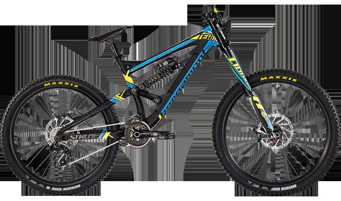 downhll-bike