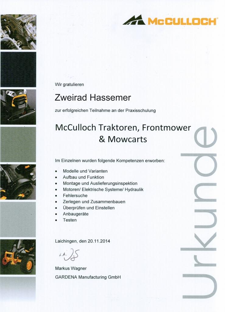 mcculloch-zertifikat